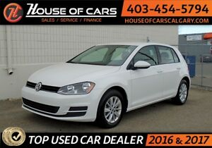 2016 Volkswagen Golf Trendline APPLY TODAY DRIVE TODAY!!