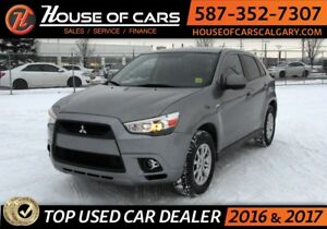 2011 Mitsubishi RVR SE 2WD / Bluetooth / Heated Seats