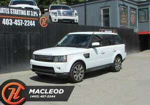 2012 Land Rover Range Rover Sport Supercharged, Navi, Leather, S