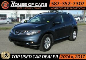 2011 Nissan Murano SL / AWD / Sunroof / Leather