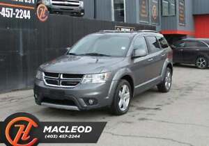 2013 Dodge Journey R/T,  Leather seats.Back Up Cam, AWD