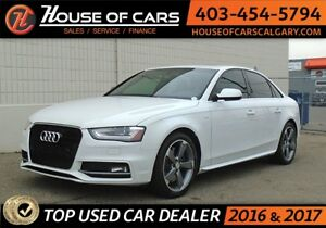 2013 Audi S4 Sedan quattro APPLY TODAY DRIVE TODAY!!
