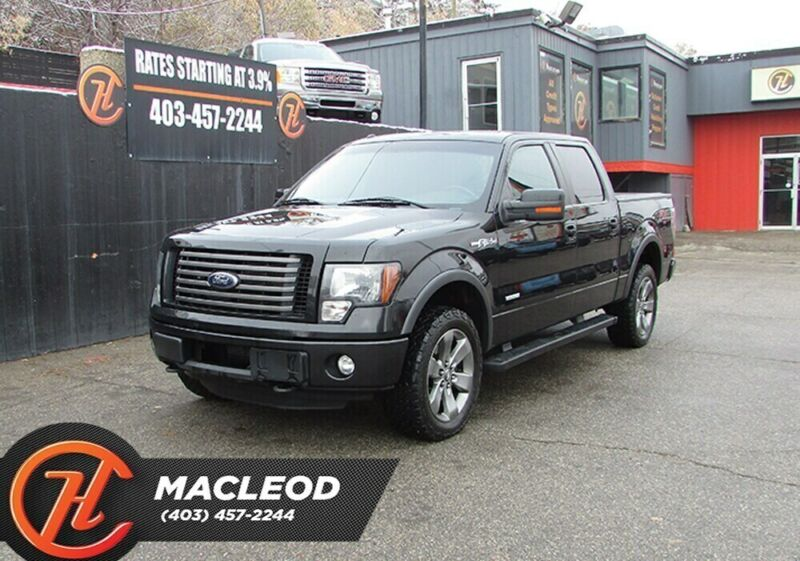 Remote Car Starter Calgary >> 2012 Ford F-150 FX4, Leather, Back up cam, Remote starter ...