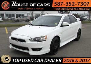 2013 Mitsubishi Lancer SE / Sunroof / Bluetooth