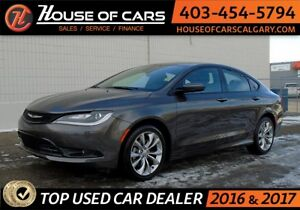 2015 Chrysler 200 S APPLY TODAY DRIVE TODAY!!!
