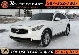 2011 Infiniti FX35 AWD / Back Up Camera / Sunroof / Leather FX35