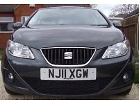 SEAT IBIZA 1.4 SE CHILL 2011 EXCELLENT CONDITION WITH HIGH SPEC £4850 ONO