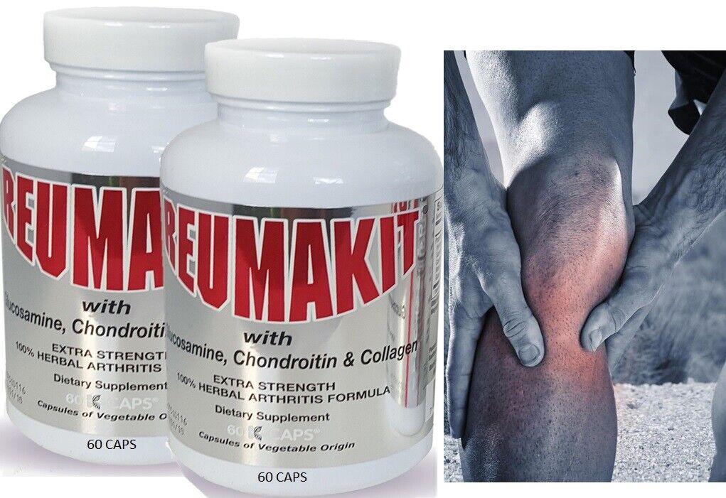 2 Reumakit artritis pain relief DOLOR REUMATOL alivio del dolor flex artritis  2