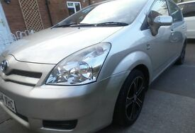 TOYOTA COROLLA VERSO. REALLY USED. GOOD FOR EXPORT