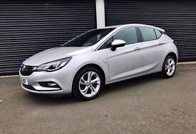 2016 VAUXHALL ASTRA 1.6 CDTI SRI 110 *NEW MODEL* ONLY 5K MILES FINANCE AVAILABLE