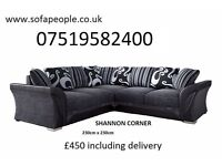 a brand new corner sofa or 3+2 sofas all different prices all guaranteed for twelve months