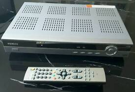 Recordable freeview box Humax PVR 8000T