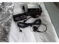 Kenwood 8 Track cd player and car radio