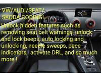 Vw audi seat skoda coding and diagnostics