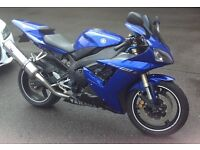 Yamaha R1, great condition