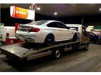 CAR RECOVERY, VEHICLE TRANSPORT SERVICE, BREAKDOWN SERVICE, SCRAP DAMAGED SALVAGE