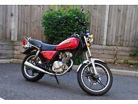 Suzuki GN125 for sale