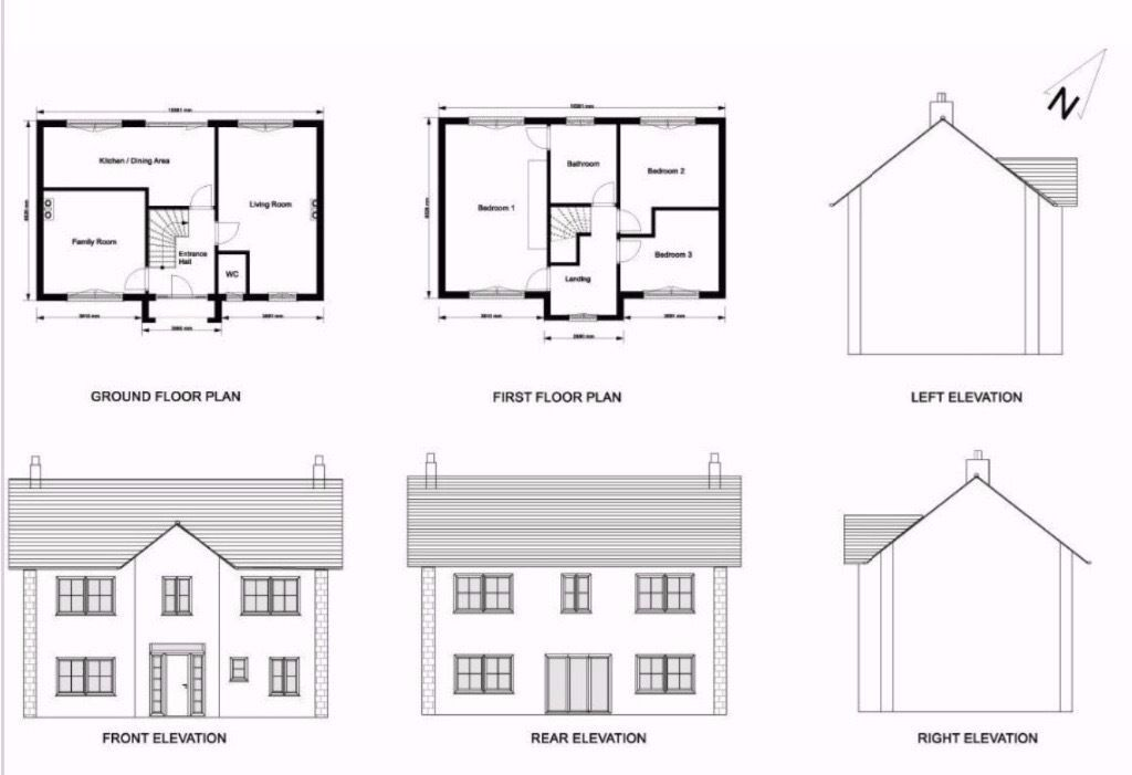 Architectural Planning Drawings Building Regulations Free Quotes Advice Extensions Loft In Bedworth Warwickshire Gumtree