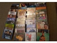 Small lot of 45 Music CD's. R & B, Hiphop, Soul, etc - Various artists, albums and sountracks