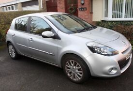 Renault clio mk3 facelift tom tom low miles new cambelt brakes and tyres