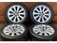 "Vauxhall Astra J 17"" SRI/SXI Genuine Alloy Wheels 5x105"