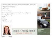 Ella's Helping Hand