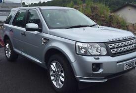 Land Rover Freelander hse