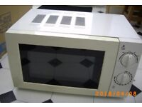 Microwave Oven (door not opening)