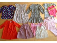 Girls summer clothing 5 - 6 years, 19 items (see other photos), Monsoon Vertbaudet Joules TU Next