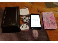 Apple iPhone 7 - 128GB - Jet Black (O2) Smartphone