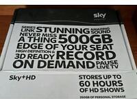 SKY BOX, HD+, 500, GIG HARD DRIVE ...