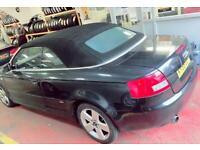 Audi A4 ts line