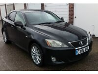 T-Z CARS PRESENT A 2006 Lexus IS 220d 2.2 TD SE-L MANUAL SALOON PX TO SELL ANY INSPECTION WELCOME