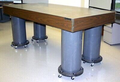 Newport Optical Table Breadboard 8 X 4 X 8 Thick Top