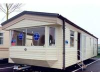 Cheap static caravan Finance available, Sited in Essex Near clacton , Includes 2018 site fees !!