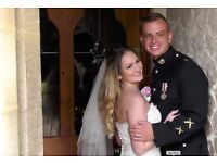 Wedding Videography Packages from £250.00 to £600.00, Video Example on my Website - Videographer