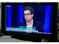 "Samsung 40"" Full HD (1080p) LCD TV"