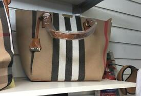 Women's burberry bag