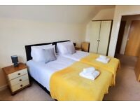 Fully Short Let, Serviced Apartment centre of Portsmouth - All Bills and FREE Secured Parking