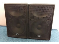 Wharfedale Pro DLX-15 Speakers