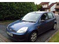Ford Fiesta Automatic , petrol ,1.6, 5dr, 55 plate, long MOT