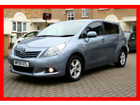 7 Seater --- TOYOTA VERSO 2.0 D-4D TR 5 DR --- Diesel --- Part Exchange Welcome --- Drives Good