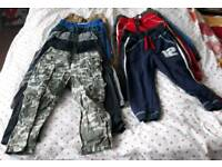 10x boys trousers - age 4