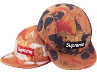 Supreme Blood and Semen Camp Cap - NEW rare