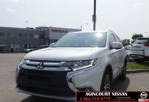 2016 Mitsubishi Outlander GT |4x4|7 seater|Leather|Sunroof|