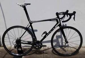 Giant TCR Advanced SL. XXL. Dura Ace 9000 11s. Uncut Seat Post Dulwich Hill Marrickville Area Preview