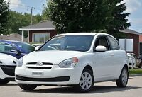 2010 Hyundai Accent 36.76$/sem - GL, AC, GR ELEC