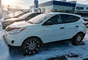 2010 Hyundai Tucson GL + A/C + BLUETOOTH + MAGS 20 POUCES