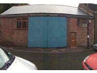 Workshop/ Stores/ Garage/ Office Unit to Rent - Neath