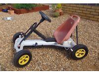 Child's Pedal Go Kart